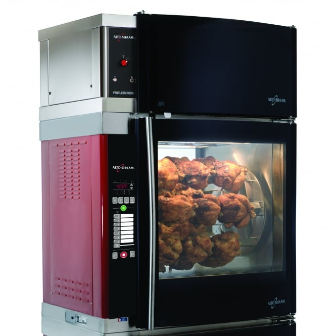 Alto Shaam Double Pane 8.9Kw Electric Rotisserie