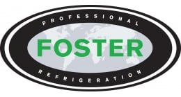 Foster EP2/3H EcoPro G2 2/3 Refrigerated Counter with Drawers (door/drawer combination: D-D-2)