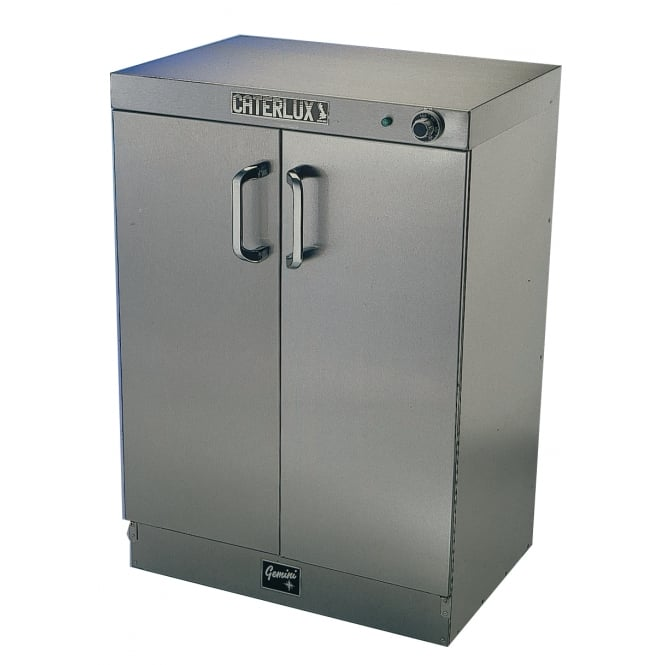 Caterlux Gemini Hot Cupboard