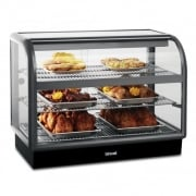 650 Range Curved Front Merchandisers