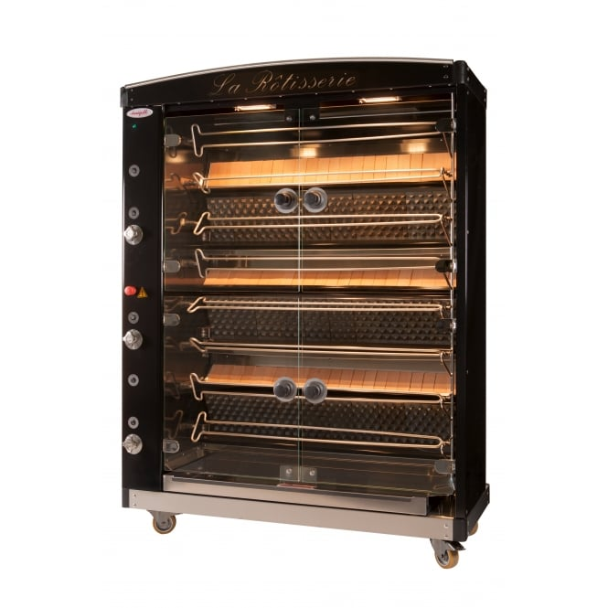 Doregrill Maglflam 8 Gas Rotisserie
