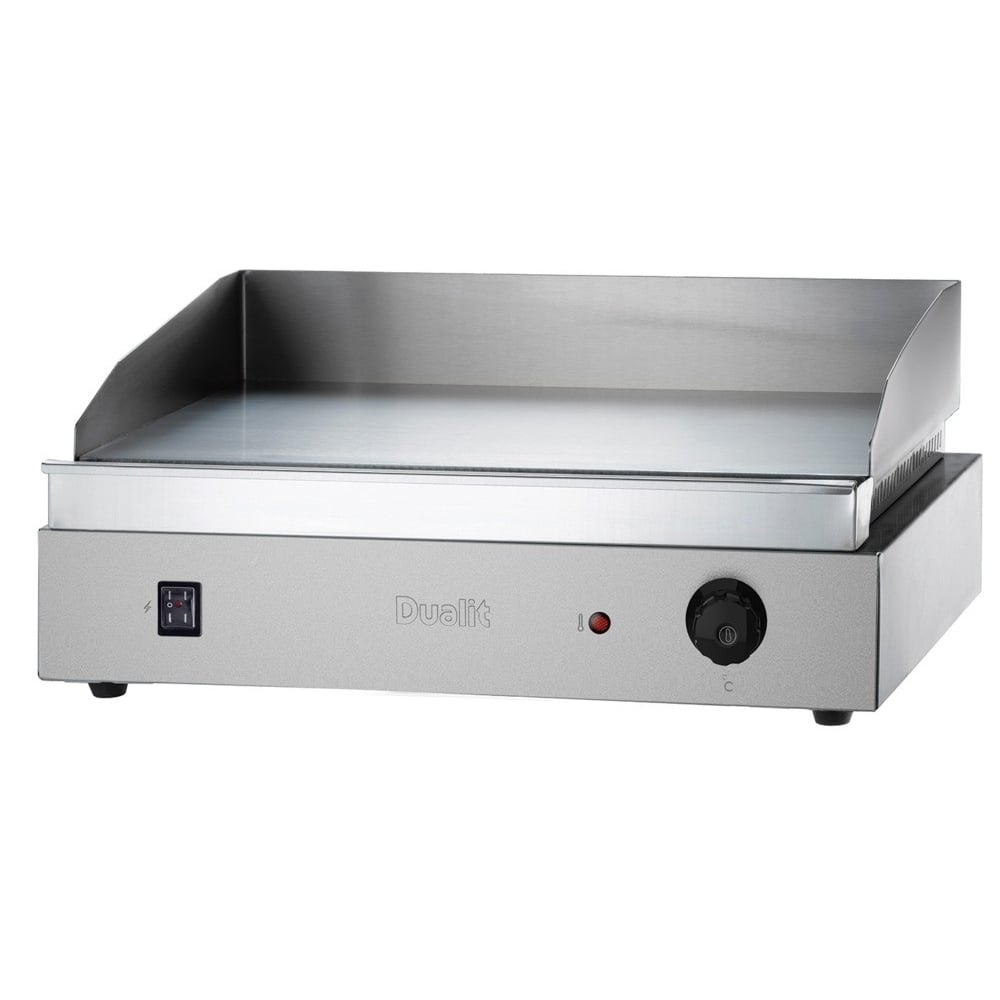 Dualit Dualit Stainless Steel Flat Plate Electric Griddle
