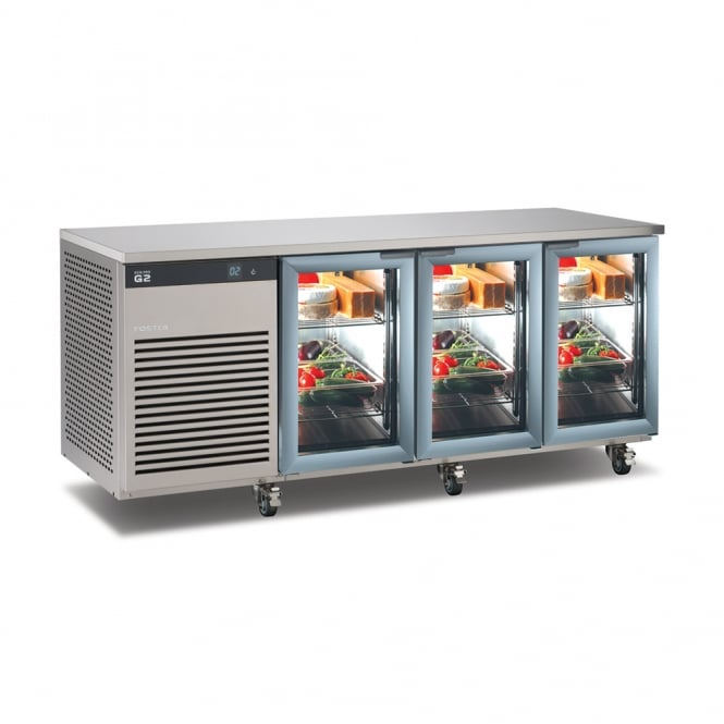 Foster EP1/3G EcoPro G2 1/3 Refrigerated Glass Door Counter