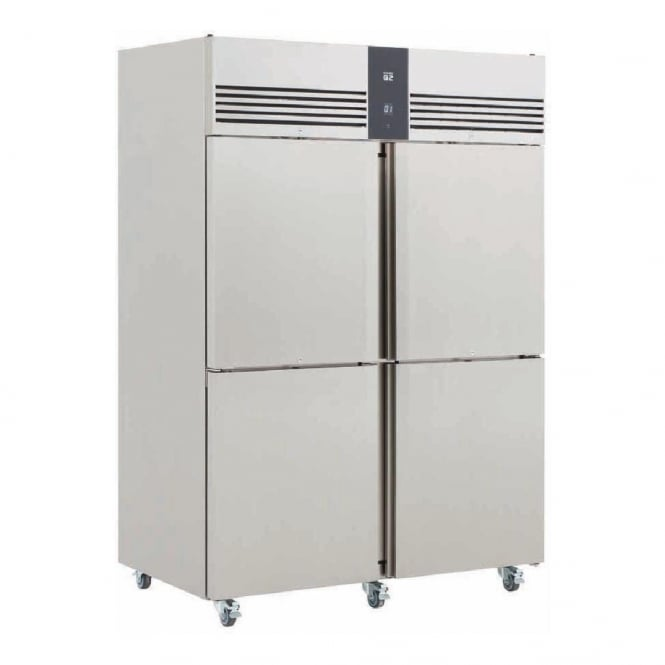 Foster EP1440M4 EcoPro G2 1350 Litre Upright Half Door Meat Cabinet