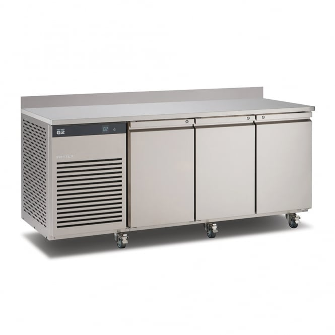 Foster EP2/3H EcoPro G2 2/3 Refrigerated Counter with 100mm Splashback