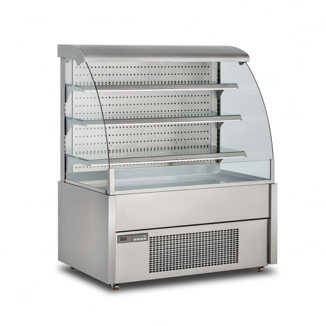 Foster FDC1200 1200mm width self service display chiller