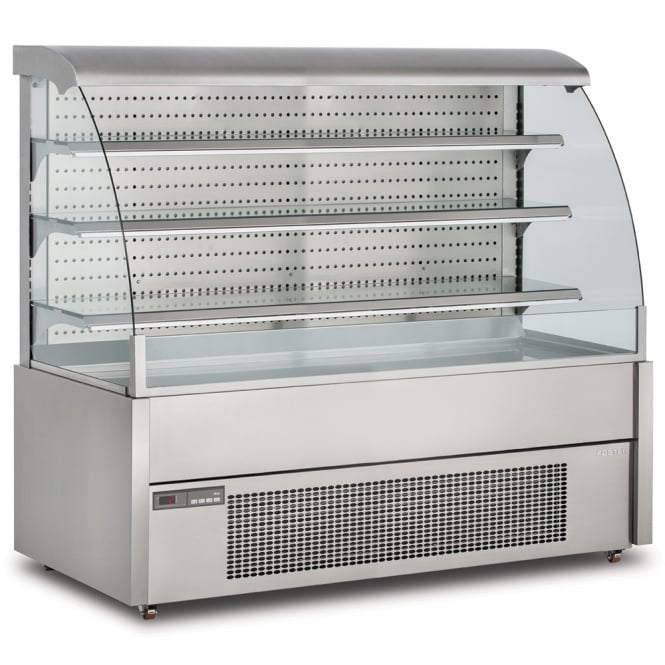 Foster FDC1500 1500mm width self service display chiller