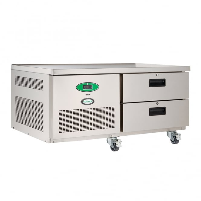 Foster LL2/1HDRW Low Level LL2/1HDRW Reduced Width Refrigerated Counter