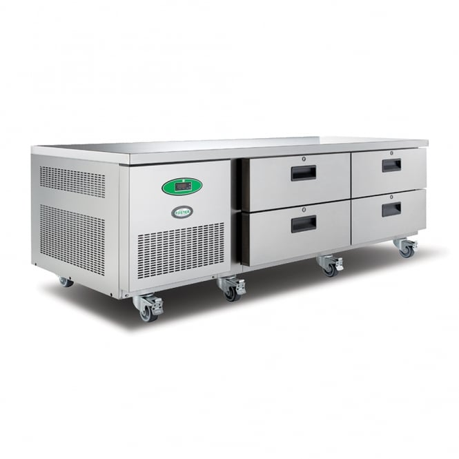 Foster LL2/4H Low Level LL2/4H Refrigerated Counter
