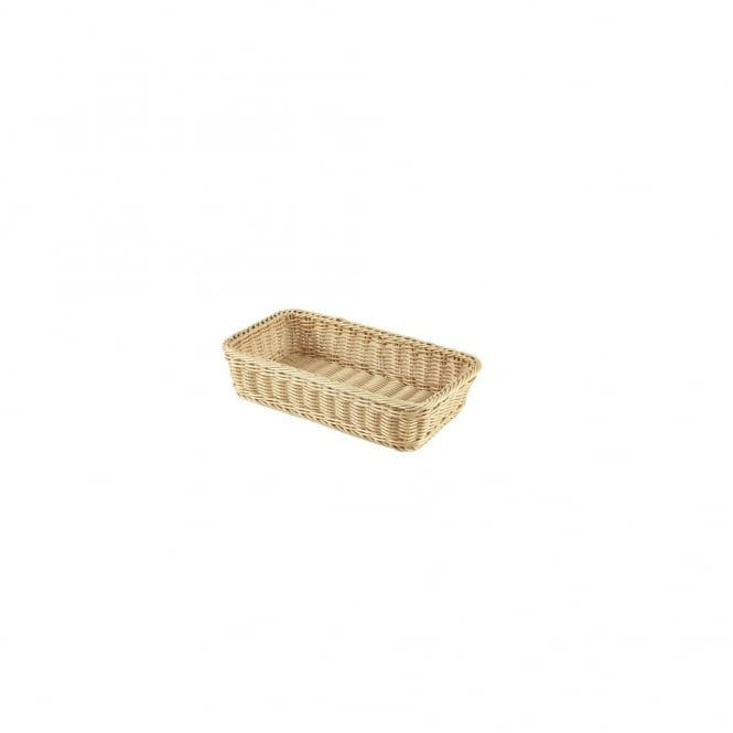 Genware Polywicker Display Basket GN 1/3