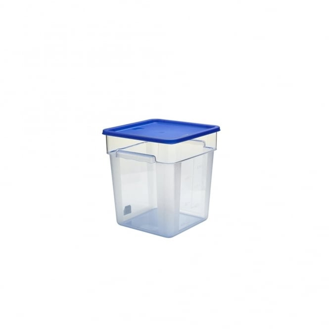 Genware Square Container 20.9 Litres (Lids Sold Separately)