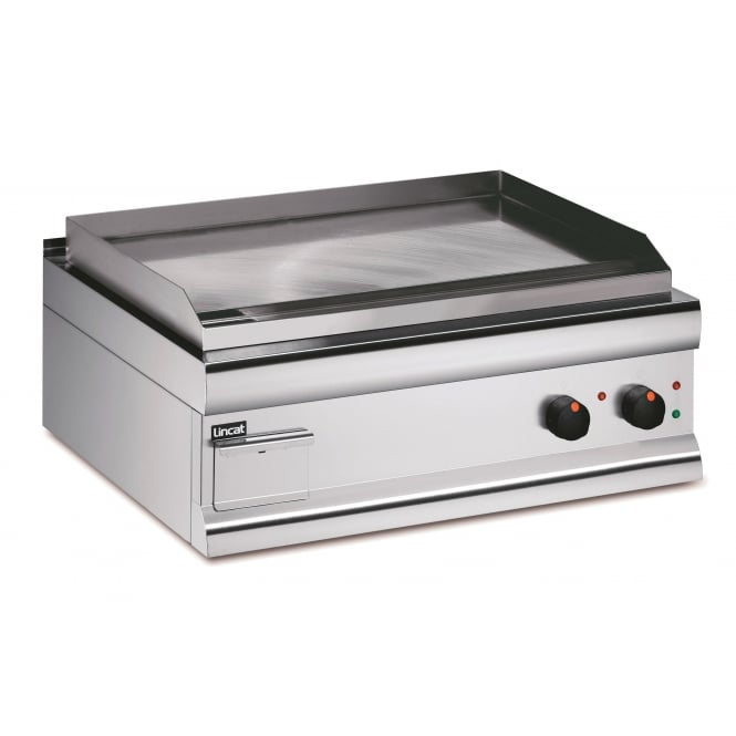 Lincat GS7/E Silverlink 600 Griddle Steel Plate - Dual Zone with extra power electric 7 kW
