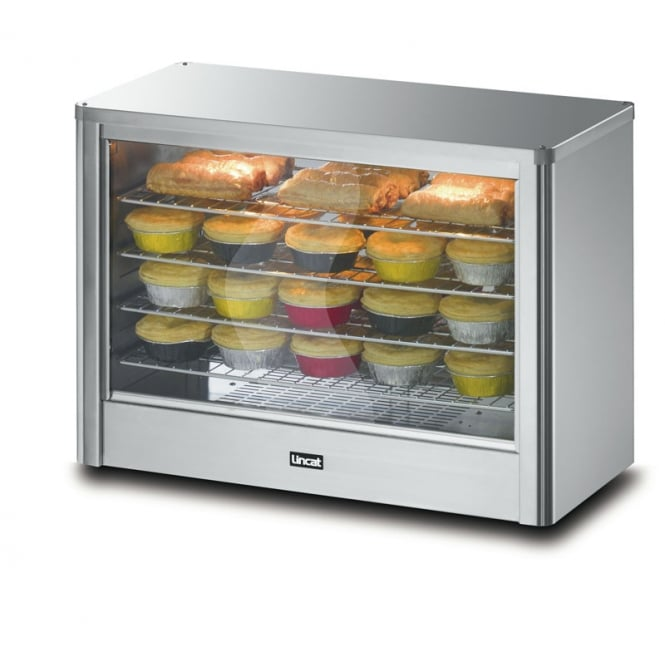 Lincat LPW/LR Seal Pie Cabinet With light and water reservoir