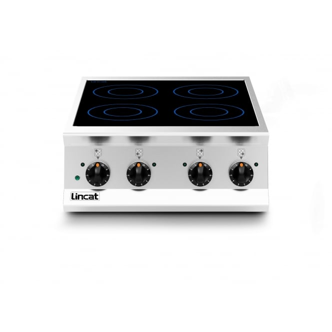 Lincat OE8014 Opus 800 Induction Hob 4 Zone electric 20kw