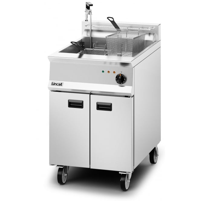 Lincat OE8108/OP Opus 800 Fryer Single Tank, with pump electric 22kw