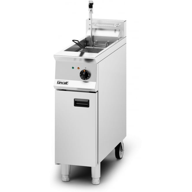 Lincat OE8112/OP Opus 800 Fryer Single Tank, with pump electric 12kw