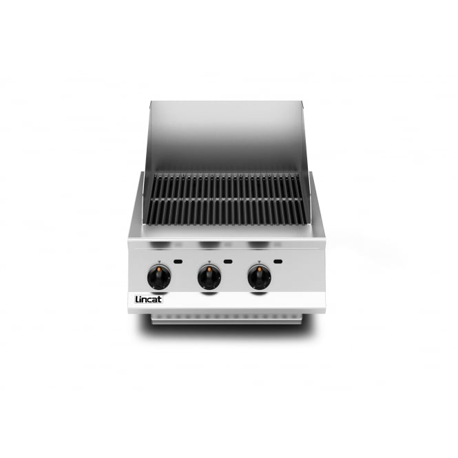 Lincat OG8401/N Opus 800 Chargrills Three Zones gas 13.8kw