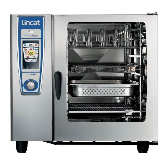 Lincat OSCWE102/N Opus Combi Steamers Opus SelfCooking Center 5 Senses 10 x 2/1GN (or 20 x 1/1GN) capacity