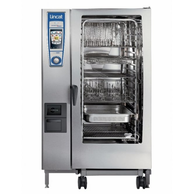 Lincat OSCWE202/N Opus SelfCooking Center 5 Senses 20 x 2/1GN (or 40 x 1/1GN) capacity