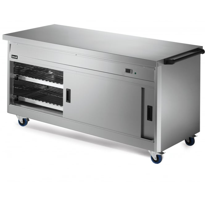 Lincat P8P5 Panther 800 Series Hot Cupboard - Plain Top