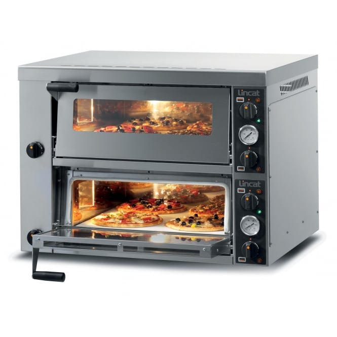 Lincat PO425-2 Pizza Oven Twin deck