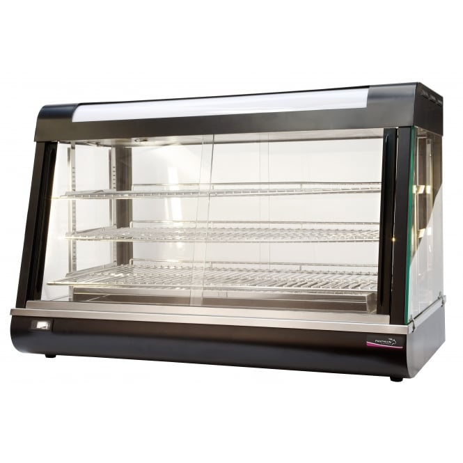 Pantheon HDC2 - Heated Display Cabinets