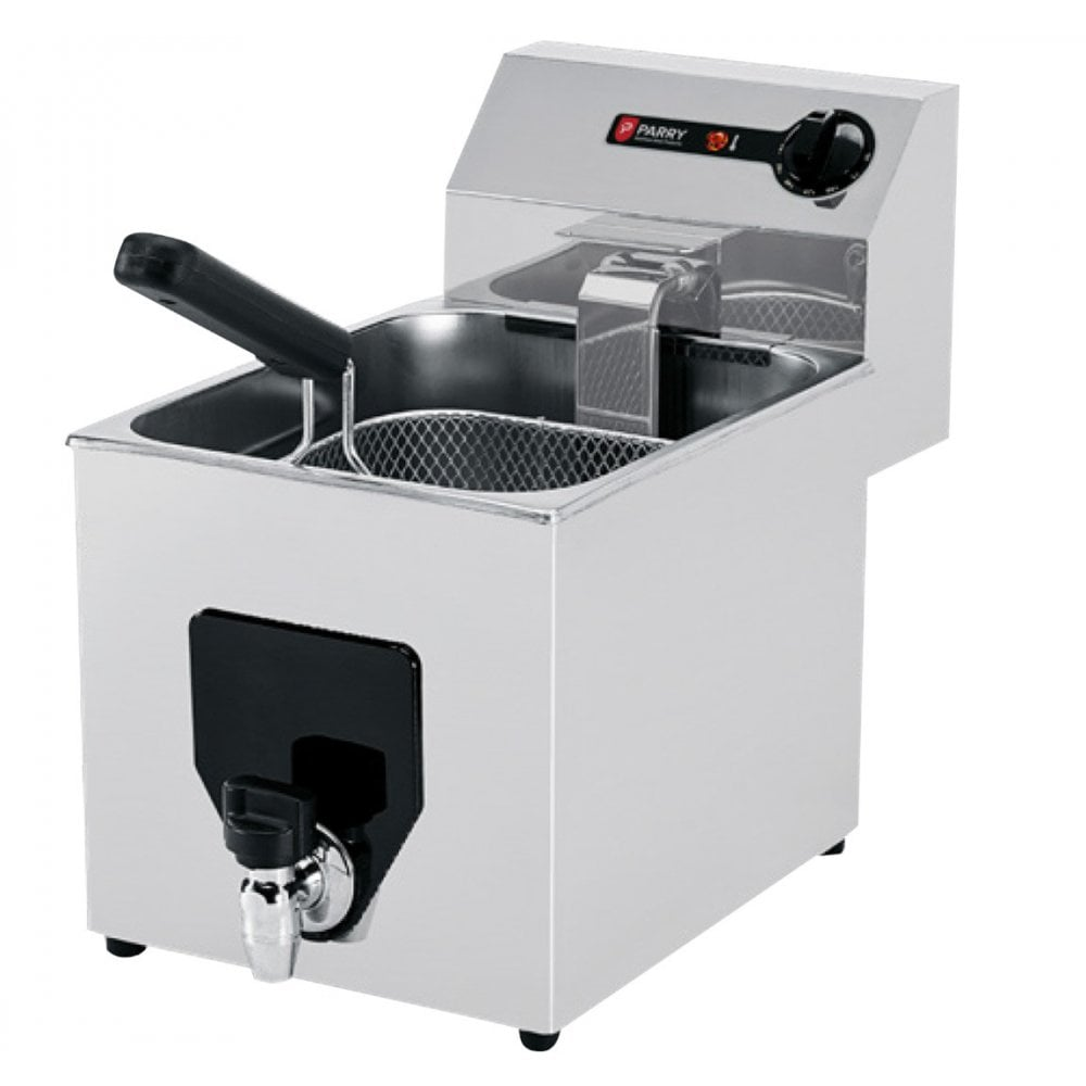 Parry Single Counter Top Electric Fryer 2002 - Catering