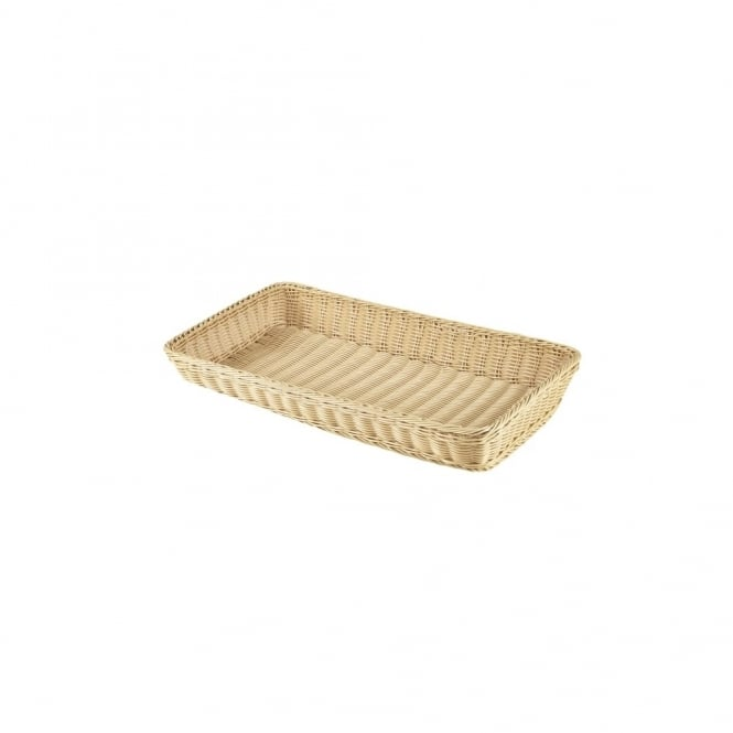 Genware Polywicker Display Basket GN 1/1