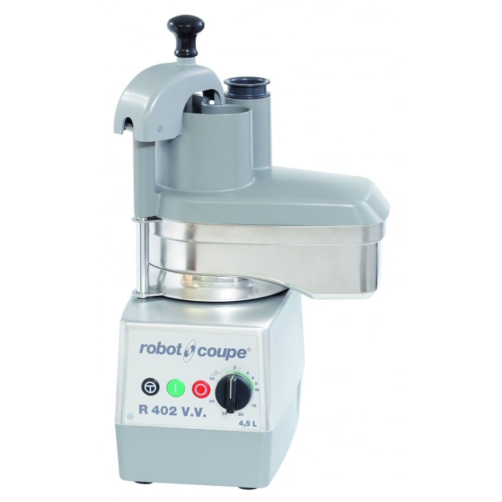 Robot Coupe R 402VV + 3D - Catering Appliances from Heaton Catering ...