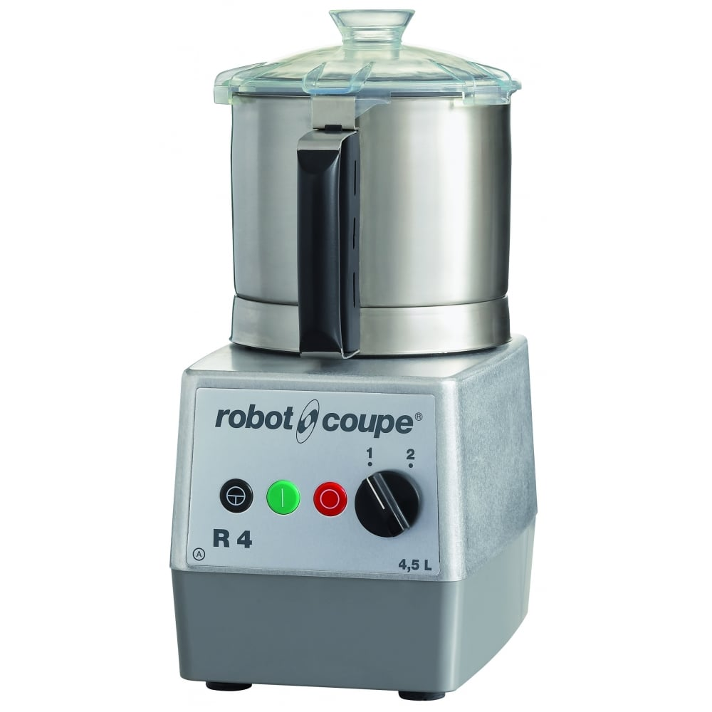 Robot Coupe R4 TRI 3 Phase - Catering Appliances from Heaton ...
