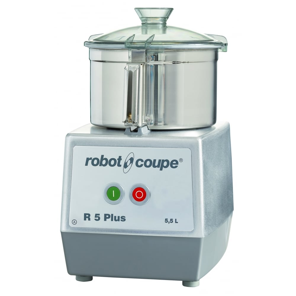 Robot Coupe R5 PLUS - Catering Appliances from Heaton Catering ...