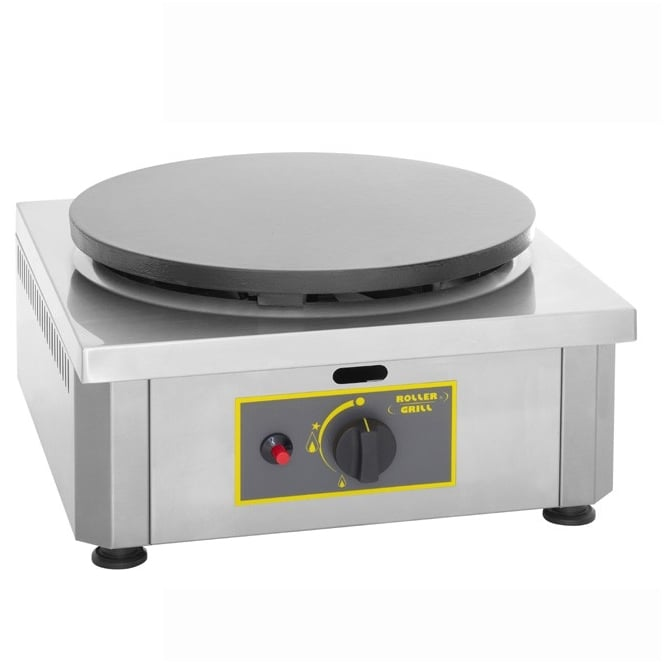 Rollergrill 400CSG Single Gas Crepe Griddle