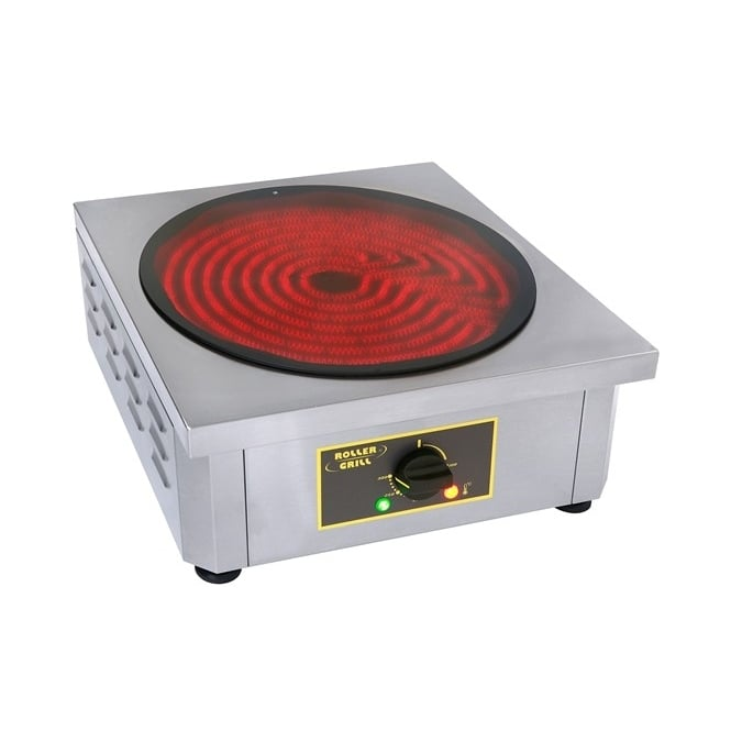 Rollergrill 400CVE Single plate - Infra Red