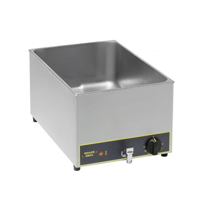Rollergrill BMP11 Single Bain Marie with Tap
