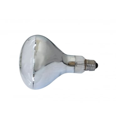 Bulb Hard Glass Quartz Bulb With Eddison Screw 300W