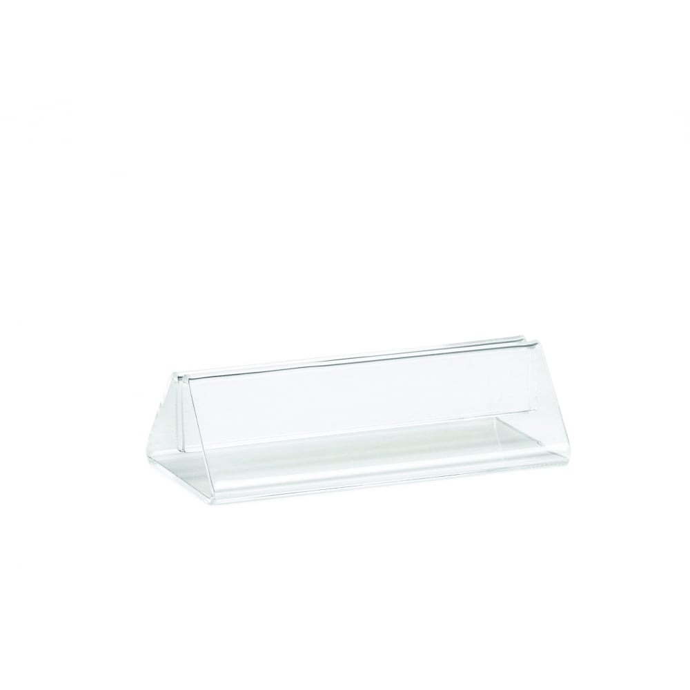 Tablecraft Menu Holders Table Tents Menu Holder Table Tent - Acrylic table tents