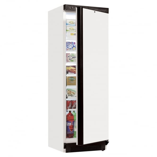 Tefcold SD1380 - SD1380 Solid door Refrigerator White