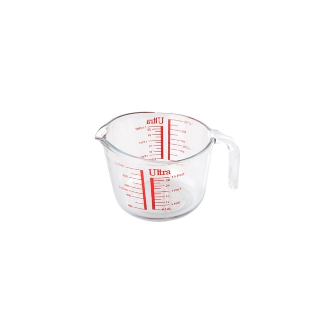 Ultra Cook Ultracook Measuring Jug 1.0 Ltr - Pack of 11