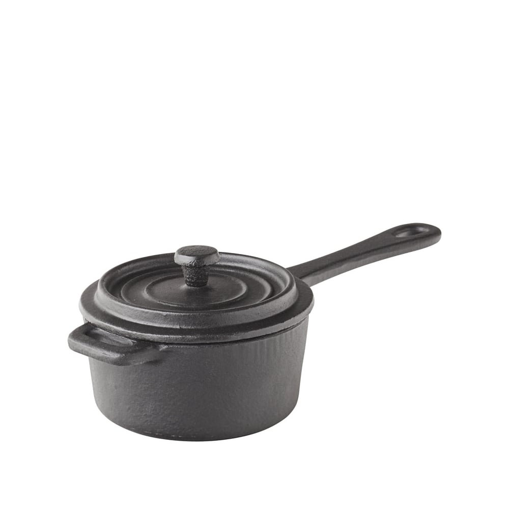 Utopia Round Sauce Pan 4