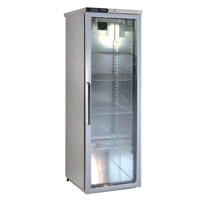 Foster XR415G xtra by Slimline Upright Refrigerated Cabinet with Glass Door & Light